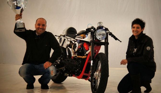 Harley Davdison XR1200, 1ere en catégorie Performance.