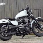 Harley Davidson Sporster Thai, une personnalisation extrême
