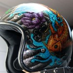 casque Japan Tattoo